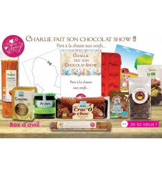 LA Box Avril - Charlie fait son chocolat SHOW !!!