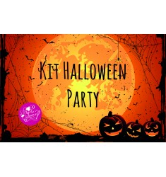 LA Box Culinaire Octobre : Kit Halloween Party